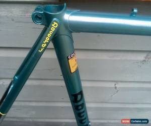 Classic Daccordi Race Frame, Columbus SL fully restored. Size 50.5 cm seat, 52.5 top. for Sale