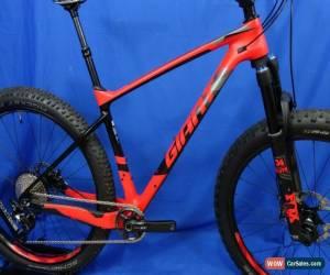 Classic New 2017 Giant XTC Advanced 27.5+ 1 Carbon Plus MTB Bike -Medium- $3750 Retail! for Sale