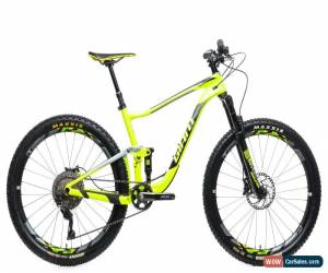 "Classic 2018 Giant Anthem Advanced 2 Mountain Bike Medium 27.5"" Carbon Shimano SLX TRX 1 for Sale"