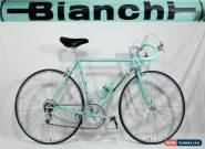 Vintage 70's BIANCHI REKORD 52-53 cm BIKE, Campagnolo, Eroica, panto parts for Sale