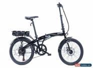 "B Grade Viking EVO 20"" Folding E-Bike Electric Bike Black for Sale"