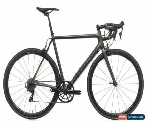 Classic 2019 Cannondale SuperSix Evo Road Bike 56cm Carbon Shimano Dura-Ace 11 speed for Sale