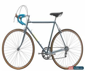 """Classic TS Issac Stratus Road Bike 58cm 27"""" Steel Campagnolo Nuova Record 5s for Sale"""