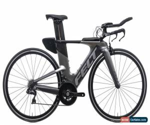 Classic 2018 Felt IA10 Triathlon Bike 48cm Small Carbon Shimano Ultegra Di2 8050 11s for Sale