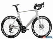 2017 Specialized Venge Disc Vias eTap Road Bike 61cm Carbon SRAM Red Zipp for Sale