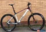 Classic Saracen Mantra Carbon Trail Cross Country Mountain Bike (FOX, Shimano & More!) for Sale