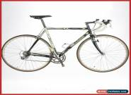 ALBERTO MASI WING TIG INTEGRAL SHIMANO DURA ACE 7700 VINTAGE STEEL ROAD BIKE 90s for Sale