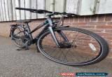 Classic Ex-Hire 2018 Ridgeback Tensor Open Frame Leisure/Hybrid/Commuter/Touring Bike for Sale