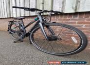 Ex-Hire 2018 Ridgeback Tensor Open Frame Leisure/Hybrid/Commuter/Touring Bike for Sale