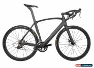 Shimano Road Bike Disc brake Full Carbon Frame Road Racing Bicycle 61cm 11s 700C for Sale