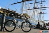 Classic WHITE BK TEMAN Brand new Single Speed Freewheel Road Bike Flip Flop hub bicycles for Sale