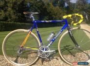 Wilier Team Brescialat 1997, superb original condition, Campagnolo record. for Sale