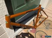"""New Reynolds 853 steel 26"""" mountain bike frame medium 18"""" with hooded dropouts  for Sale"""