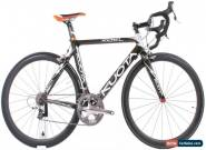 USED 2008 Kuota Kebel Medium 53cm Carbon Fiber Road Bike Shimano Dura Ace 16 lbs for Sale