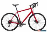 Classic 2016 Salsa Journeyman Gravel Bike 57cm Aluminum Shimano Claris 2000 8s WTB STP for Sale