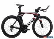 2014 Cervelo P5 Six Time Trial Bike 54cm Carbon Shimano Dura-Ace Di2 ENVE 3T for Sale