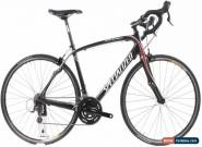 USED 2010 Specialized Roubaix Elite 54cm Carbon Endurance Road Bike Shimano 105 for Sale