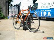 Kinesis Crosslight Cyclocross Gravel 57cm, Carbon forks, Shimano 105, Mavic +++ for Sale
