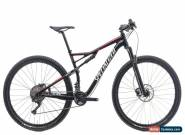 2017 Specialized Epic FSR Comp Mountain Bike Large 29 Aluminum Shimano Deore XT for Sale