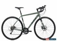 2016 Salsa Warbird Gravel Bike 55cm Aluminum Shimano Tiagra 4600 10s WTB SX17 for Sale