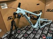 "Santa Cruz Hightower LT CC ""Frame and Fork Only"" Medium Fox Float X2, Factory 36 for Sale"