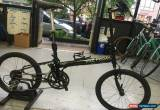 Classic Folding Bicycle.Bike Friday New World Tourist;Size M,56cm(top tube). for Sale
