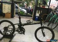 Folding Bicycle.Bike Friday New World Tourist;Size M,56cm(top tube). for Sale