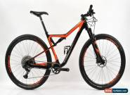 Cannondale 2017 Scalpel-Si Carbon Full Suspension MTB Acid Orange Large for Sale