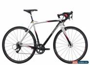 2011 Specialized CruX Comp Cyclocross Bike 54cm Aluminum SRAM Apex 10s Roval for Sale
