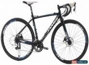 USED 2014 Jamis Nova Pro 48cm Aluminum Cyclocross Bike 2x10 Speed SRAM Apex for Sale