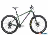 "2018 Santa Cruz Chameleon Mountain Bike Large 27.5""+ Aluminum SRAM NX 11 Speed for Sale"