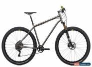 "2013 Seven Cycles Sola S Mountain Bike 19.5in 29"" Titanium Shimano XTR Fox for Sale"