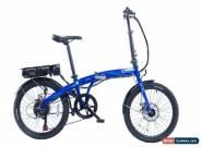 "B Grade Viking EVO 20"" Folding E-Bike Electric Bike Blue for Sale"