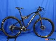 "2016 Orbea OIZ M20 29"" OMP Carbon Full Suspension Mtn Bike -Large- $4700 Retail for Sale"