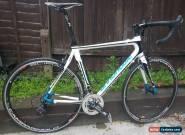 Cannondale Synapse Hi Mod Ultegra Carbon Bike 56cm Large Mavic Ksyrium 7.5KG for Sale