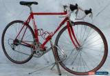 Classic Small ROSSIN COMP Racing Bike 2x9speed 52cm Campagnolo Chorus Group Set for Sale