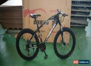 "26""  BLACK  Bicycle Mountain Cruiser Bike 21 Speed  for Sale"