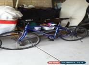 medium-sized Unisex Blue in Colour Shogun Bike with Helmet for Sale