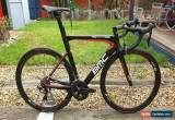 Classic BMC TMR02 Carbon Aero road Bike Ultegra R8000 DT Swiss for Sale
