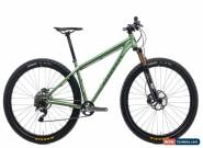 "2014 Kona Big Unit Mountain Bike 17"" 29"" Aluminum Shimano XTR M986 10s Velocity for Sale"
