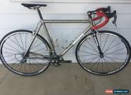 Moots Vamoots Titanium Road Bike 54cm Campagnolo Record 10spd Campy! Ti Carbon for Sale