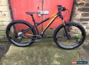 2018 Saracen Zen+ Plus Size Mountain Bike Medium Ex-Demo for Sale