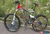 Classic Kona Cadabra Full Suspension bike 18' frame Hope brakes for Sale