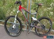Kona Cadabra Full Suspension bike 18' frame Hope brakes for Sale