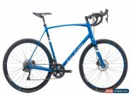 2016 Raleigh RXC Pro Disc Cyclocross Bike 62cm Carbon Shimano Ultegra Di2 for Sale