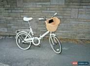 Raleigh Vintage Folding Bike for Sale