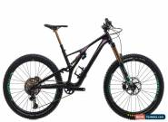 2019 Specialized S-Works Stumpjumper Mountain Bike Medium Carbon SRAM GX Eagle for Sale