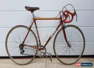 WILIER TRIESTINA RAMATA vintage italian steel road bike CAMPAGNOLO NUOVO RECORD for Sale