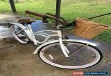 Classic beach cruiser bicycle for Sale