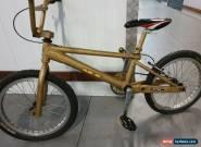 RARE GT VINTAGE BMX BIKE POWER SERIES TEAM for Sale